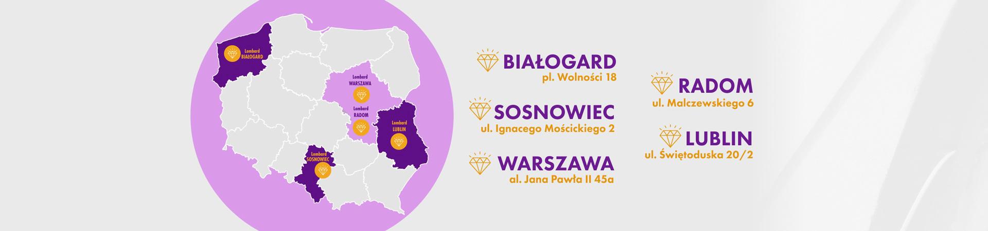 Dziesiątka Lombard Warszawa